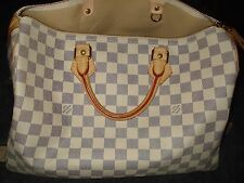 authentic louis vuitton speedy 35 damier azur Excellent Conditon