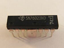 Sn76023nd ti af power amplifier 5 W @ 8 Ω