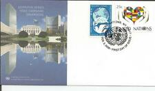 United Nations 2006 - Definitive Serie FDC - First day cover