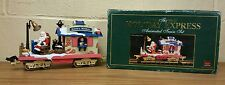 New Bright Holiday Express Train *Santa's Mailbox* Animated Rail Car - 380-1