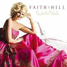 FREE US SH (int'l sh=$0-$3) NEW CD Faith Hill: Joy To The World