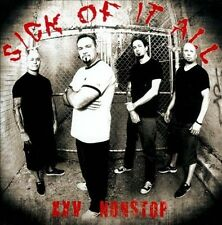 NEW - Nonstop by Sick Of It All