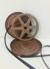 "Vintage Super 8mm 5"" 200ft. Copper + Can Good Condition"