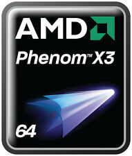 Cpu Processeur AMD PHENOM 710 - X3 (3 coeurs) - 2.6 Ghz - Socket AM3 / AM2+