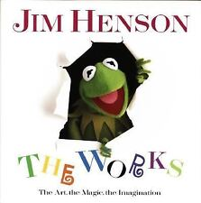 Jim Henson: The Works - The Art, the Magic, the Imagination, Christopher Finch,