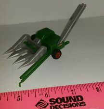 1/64 ertl custom agco AVCO new idea 3 row corn picker farm toy free shipping!