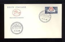 1993  ITALIA FDC CAVALLINO 12.11.1993 GIORNATA DELLA FILATELIA