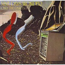 NINE DAYS' WONDER - ONLY THE DANCERS (REMASTERED)   VINYL LP NEU