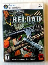 Reload ~ Brand New Sealed Rare PC Windows Computer Video Game ~ FPS Shooter