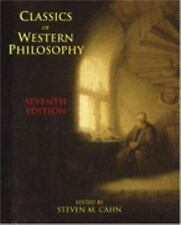 Classics of Western Philosophy by Steven M. Cahn