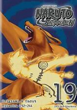 Naruto: Shippuden - Box Set 19 (DVD, 2014, 2-Disc Set)