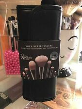 New IT Cosmetics Multi-taskers Deluxe 5 Piece Brush Set Face Eyes