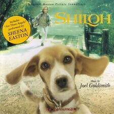 Shiloh - Original Soundtrack [1997] | Joel Goldsmith | CD