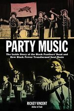 2 BOOK LOT BLACK PANTHER PARTY Story of Band The Lumpen + KEEP ON PUSHING