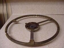 39 1939 Buick Steering Wheel