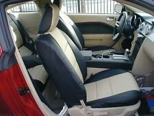FORD MUSTANG 2005-2014 LEATHER-LIKE CUSTOM SEAT COVER