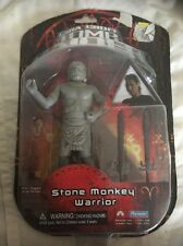 LARA CROFT TOMB RAIDER STONE Monkey WARRIOR Figura NUOVO SIGILLATO