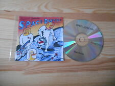 CD Indie Daniel Johnston - Space Ducks (14 Song) FERALTONE
