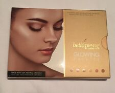 Bella Pierre Glowing Palette  - MADE WITH  100% Natural Minerals - NEW