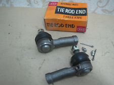 NOS OEM 555 JAPAN DATSUN 620 PICKUP TRUCK PAIR TIE ROD ENDS # 48570 / 80 - B5000