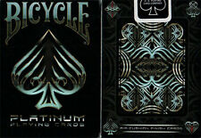 Bicycle Platinum Playing Cards - Limited Edition - SEALED