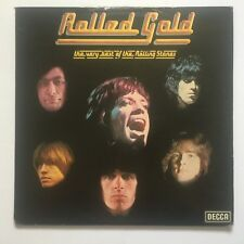 The Rolling Stones - Rolled Gold - 1968 England - Decca - ROST 2 - Vinyl LP