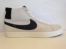 NIKE SB BLAZER HI PREMIUM SE SUMMIT WHITE/BLACK 631042 106 HOT LAVA SZ 9