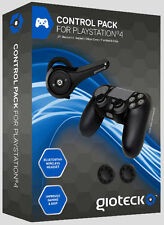 GIOTECK Control Pack for PS4: Bluetooh Gaming Headset + Gaming Grip IT IMPORT