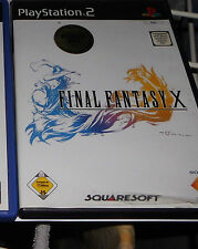 Final Fantasy X (Sony PlayStation 2, 2010, DVD-Box)