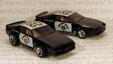 5 PACK EXCLUSIVE TAMPO VARIATION LOT '80s CAMARO POLICE CAR HOT WHEELS LOOSE