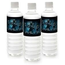 10 HALO 5 Birthday Party Favor Personalized Water Bottle Labels
