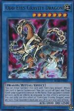 ODD EYES GRAVITY DRAGON Yugioh MINT Rare Card BOSH-EN043 Ultra