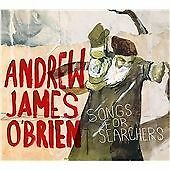 Andrew James O'Brien - Songs for Searchers (CD 2012) BRAND NEW