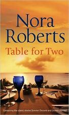Table for Two by Nora Roberts (Paperback, 2012)