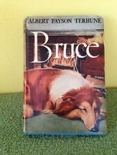 Bruce By Albert Payson Terhune Hardcover