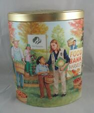 2006 Ashdon Farms - 1990's GIRL SCOUTS Promise Collectible Tin - 3rd in Series