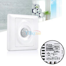New Infrared Movement Motion Body Sensor Switch Module For On / Off Lights Lamps