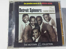 "DETROIT SPINNERS ""ESSENTIAL COLLECTION"" SPANISH CD FROM ""THE MOTOWN COLLECTION"""