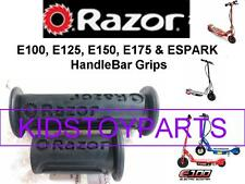 NEW! RAZOR E100, 125, 150, 175 ESPARK ELECTRIC RIDE BIKE HANDLE BAR HAND GRIPS
