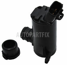 Windshield Washer Pump with GROMMET Fits Toyota Matrix Corolla Sienna Lexus NEW