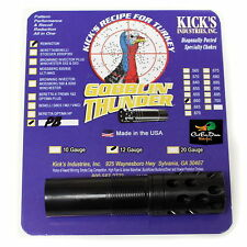 KICKS GOBBLIN THUNDER PORTED TURKEY CHOKE TUBE 12GA REMINGTON PRO BORE .660