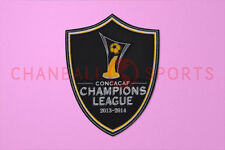 America, Xolos, Cruz Azul Concacaf Champions League 2013-2014 Patch (Black)