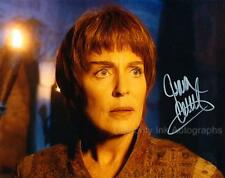 JOANNA CASSIDY as T'Les - Star Trek: Enterprise GENUINE AUTOGRAPH UACC (Ref8876)