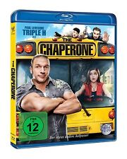 "THE CHAPERONE-Der etwas andere Aufpasser [Blu-ray] Paul ""Triple H"" Levesque OVP"