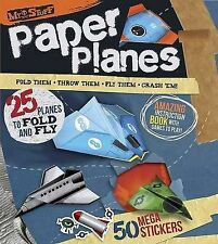 My Stuff: Paper Planes (Create and Play Activity Set), New,  Book