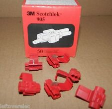 box of 50  3M™ 905 scotchlok self stripping tap connector  box of 50