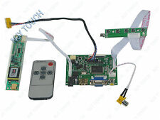 HDMI VGA AV LCD Controller Board LVDS Kit For LP133WX1-TLB1 1280x800 20Pin 1CCFL