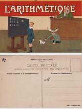 # L'ARITHMETIQUE - (l'aritmetica)...BAMBINI SCOLARI  ediz. Francese