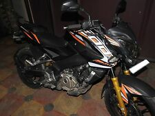 Bajaj Pulsar 200 NS Roguemode Customz Full Body Sticker ( Orange )