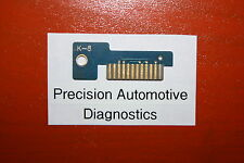 Snap-On K-8 Personality Key MT2500 MTG2500 MODIS SOLUS ETHOS VERUS Scan Tool